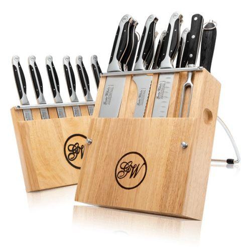 19 Piece Modular Cutlery Knife Set