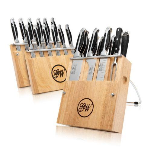 26 Piece Modular Cutlery Set, Black ABS
